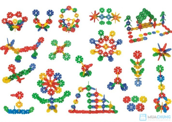 Bộ đồ chơi ghép hình cho bé - Chỉ 105.000đ - 9