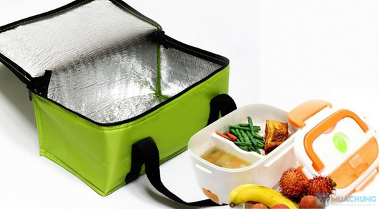 Combo 02 túi giữ nhiệt nóng, lạnh hình cá - 3