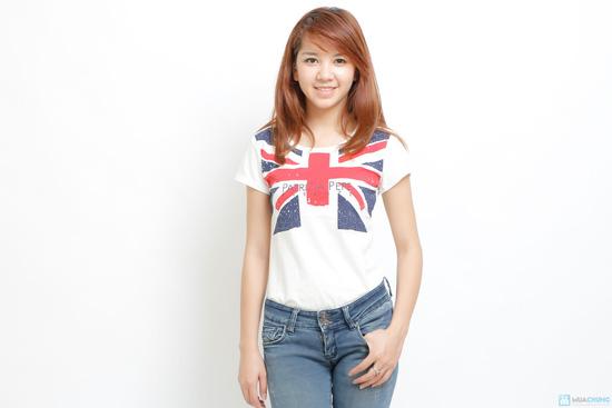 Combo 2 áo phông cực xì teen và trẻ trung - 3