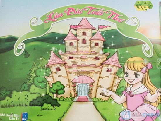 Lâu đài tuổi thơ + Những người bạn của rừng xanh. Chỉ với 65.000đ - 6