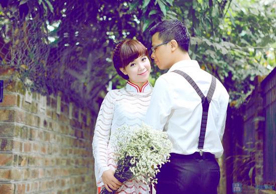 Gói chụp ảnh Phước Sài Gòn tặng ảnh để bàn 20x30 - 8