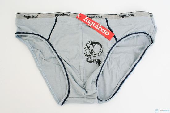 Combo 3 quần lót cotton nam - 3