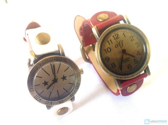 Đồng hồ thời trang, kiểu dáng cực teen - Chỉ 90.000đ/01 chiếc - 2
