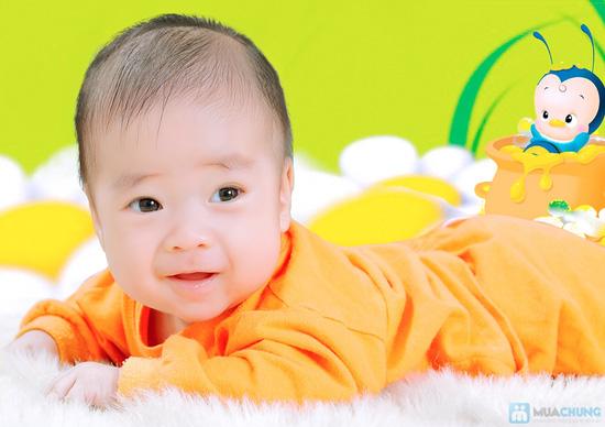 Gói chụp ảnh Phước Sài Gòn tặng ảnh để bàn 20x30 - 1