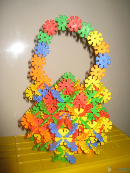 Bộ đồ chơi ghép hình cho bé - Chỉ 105.000đ - 4
