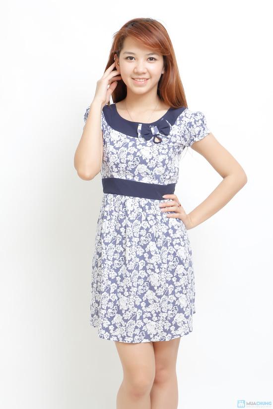 Váy lanh điệu đà - 6