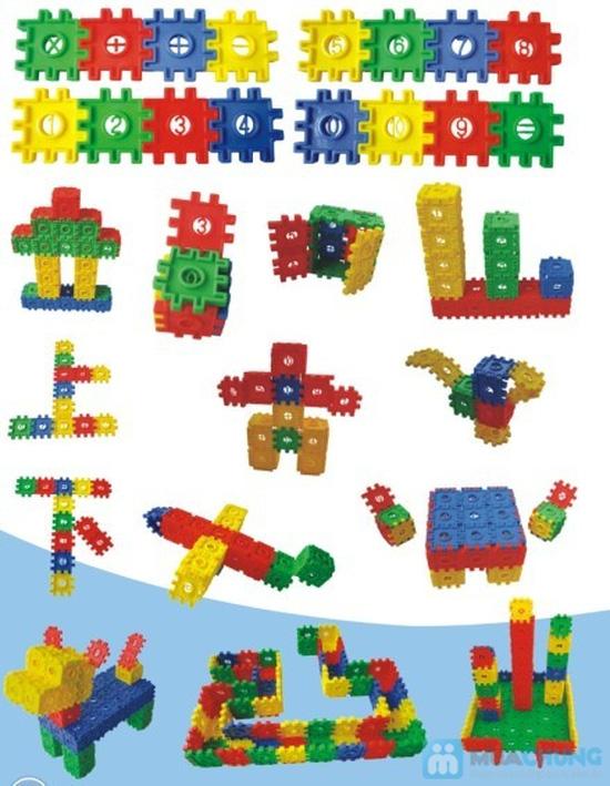 Bộ đồ chơi ghép hình cho bé - Chỉ 105.000đ - 12