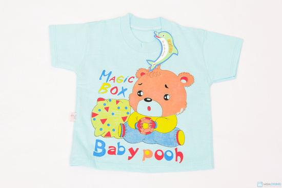 Combo 2 áo phông cho bé trai - 3