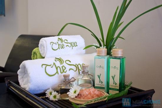 Chọn 01 trong 02 dịch vụ massage body chuyên sâu hoặc massage body trị liệu tại Thé Spa - Chỉ 240.000đ - 7