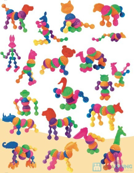 Bộ đồ chơi ghép hình cho bé - Chỉ 105.000đ - 11