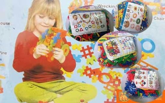 Bộ đồ chơi ghép hình cho bé - Chỉ 105.000đ - 7