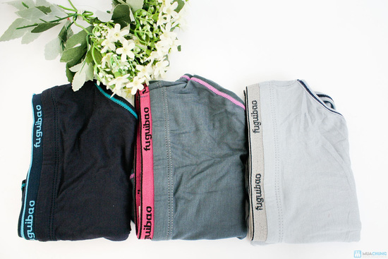 Combo 3 quần lót cotton nam - 9