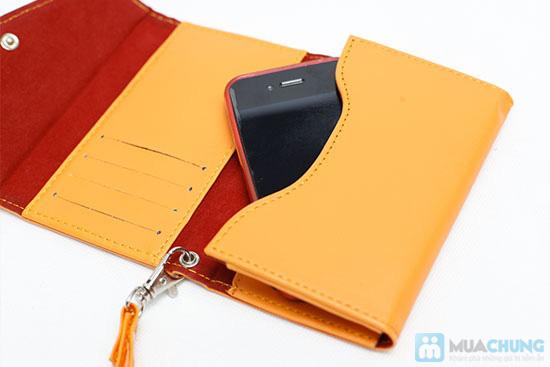 Ví đựng Iphone đa năng - Bảo vệ hiệu quả cho các dòng Iphone và giấy tờ cá nhân của bạn - 5