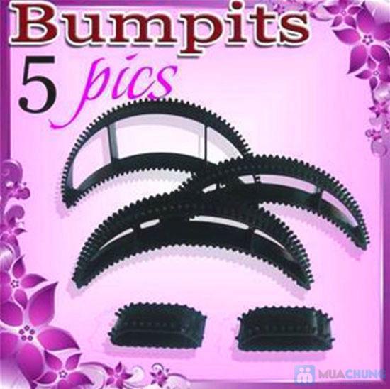 Bộ 05 kẹp phồng tóc Bumpits cho phái đẹp - 1