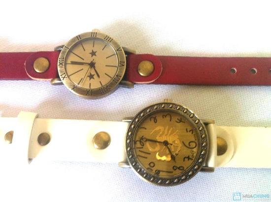 Đồng hồ thời trang, kiểu dáng cực teen - Chỉ 90.000đ/01 chiếc - 3