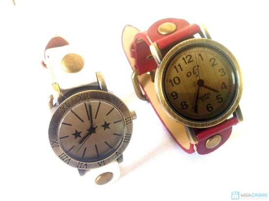 Đồng hồ thời trang, kiểu dáng cực teen - Chỉ 90.000đ/01 chiếc - 5