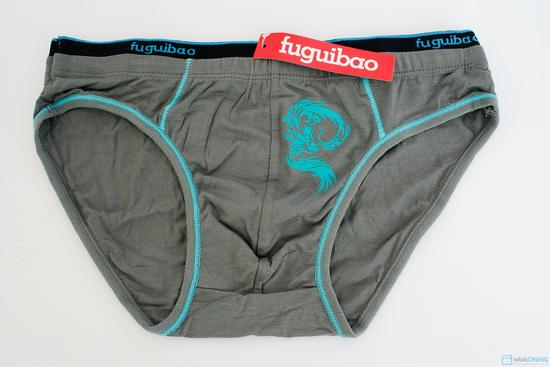 Combo 3 quần lót cotton nam - 6