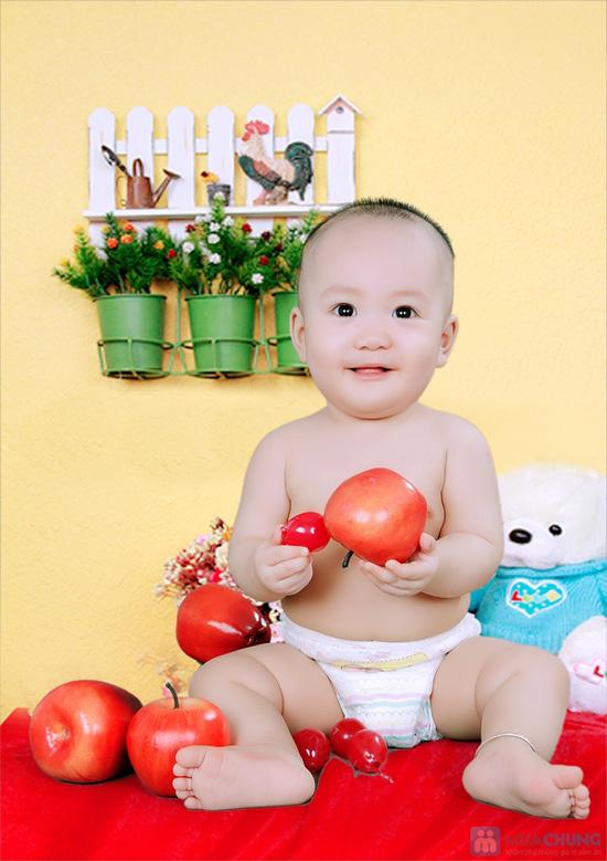 Gói chụp ảnh Phước Sài Gòn tặng ảnh để bàn 20x30 - 2
