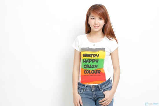 Combo 2 áo phông cực xì teen và trẻ trung - 1