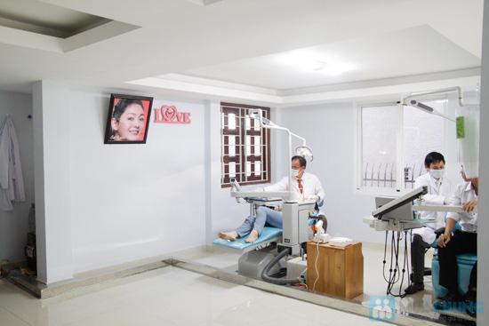 Dịch vụ tẩy trắng răng tại Nha Khoa Đông Kinh - 1