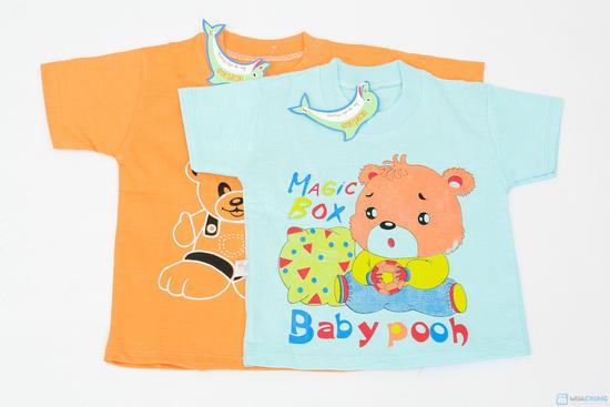 Combo 2 áo phông cho bé trai - 7