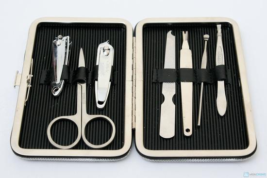 Bộ dụng cụ cắt móng 8 món - 9