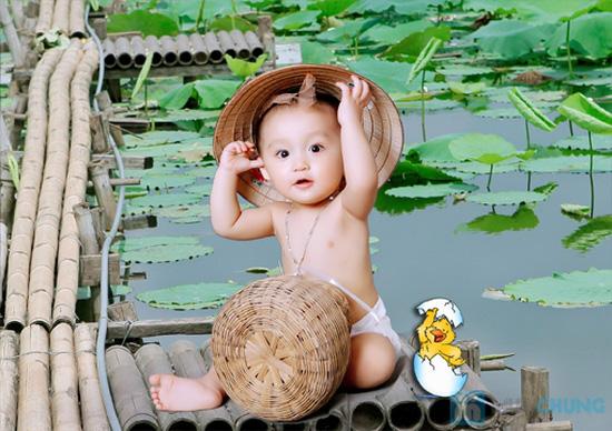 Gói chụp ảnh Phước Sài Gòn tặng ảnh để bàn 20x30 - 6