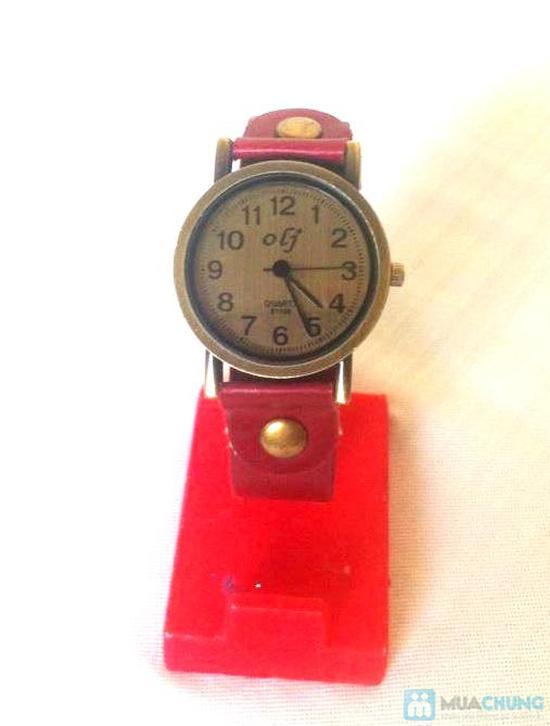 Đồng hồ thời trang, kiểu dáng cực teen - Chỉ 90.000đ/01 chiếc - 6