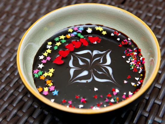 Lẩu Chocolate hoa quả cho 4 người - 14