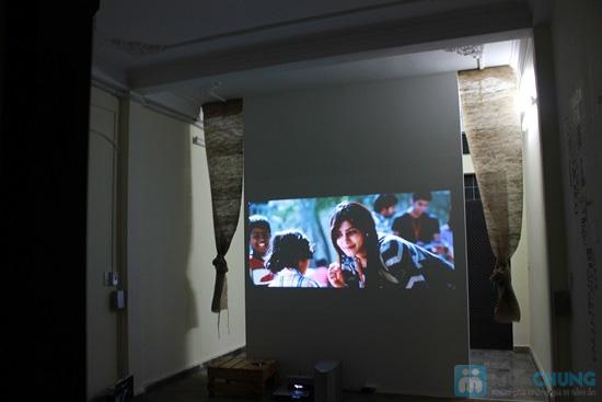 Combo 2 vé xem phim + 2 thức uống tại Cafe HD Hachi - 14