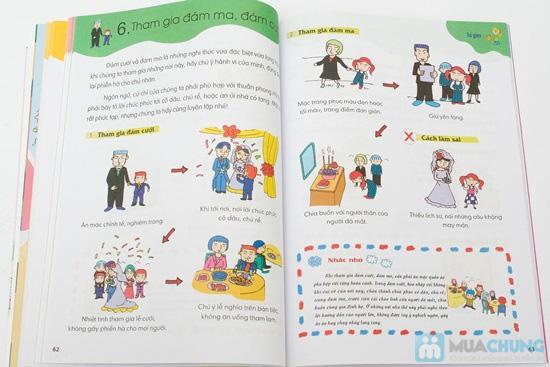 Bộ 3 cuốn Rèn luyện kỹ năng sống dành cho học sinh (Kỹ năng vận động + Kỹ năng sống + Kỹ năng giao tiếp) - 17