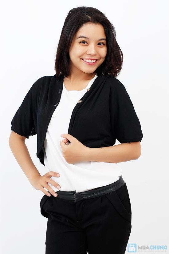 Áo khoác hình con vịt - Cho bạn gái dễ thương và sành điệu - Chỉ 85.000đ/01 chiếc - 8