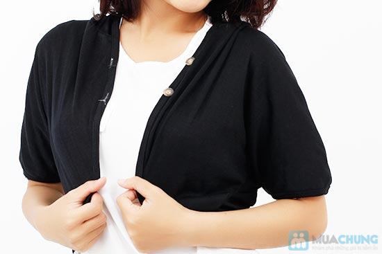 Áo khoác hình con vịt - Cho bạn gái dễ thương và sành điệu - Chỉ 85.000đ/01 chiếc - 5