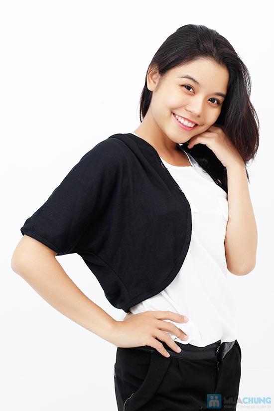 Áo khoác hình con vịt - Cho bạn gái dễ thương và sành điệu - Chỉ 85.000đ/01 chiếc - 1
