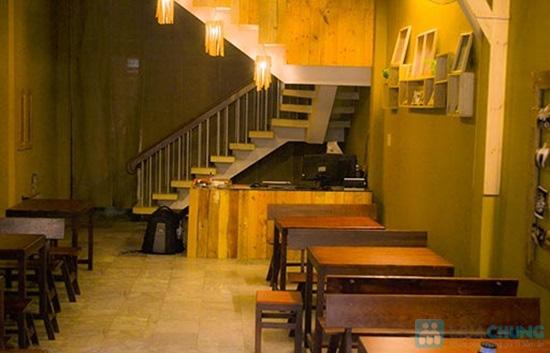 Combo 2 vé xem phim + 2 thức uống tại Cafe HD Hachi - 2