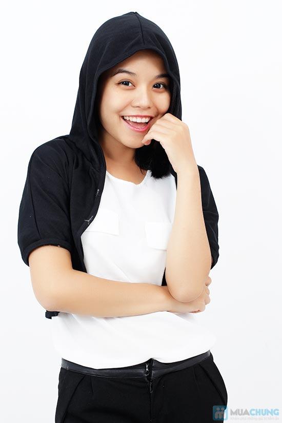 Áo khoác hình con vịt - Cho bạn gái dễ thương và sành điệu - Chỉ 85.000đ/01 chiếc - 7