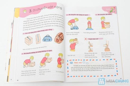 Bộ 3 cuốn Rèn luyện kỹ năng sống dành cho học sinh (Kỹ năng vận động + Kỹ năng sống + Kỹ năng giao tiếp) - 7