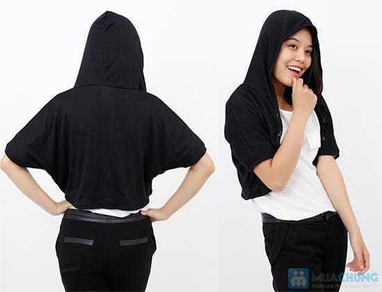 Áo khoác hình con vịt - Cho bạn gái dễ thương và sành điệu - Chỉ 85.000đ/01 chiếc - 6