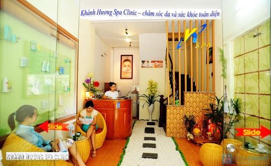 Massage body và đắp mặt nạ collagen tại Khánh Hương Spa - 3