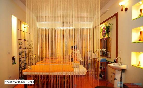 Massage body và đắp mặt nạ collagen tại Khánh Hương Spa - 1