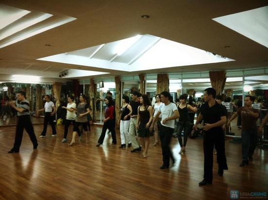 Khóa học khiêu vũ (08 buổi) tại Câu lạc bộ Khiêu vũ - Chỉ với 200.000đ - 4