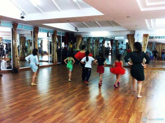 Khóa học khiêu vũ (08 buổi) tại Câu lạc bộ Khiêu vũ - Chỉ với 200.000đ - 6
