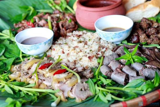 Set ăn Lợn Mán đặc biệt tại Nhà hàng Rừng Trong Phố - Chỉ 397.000đ - 8