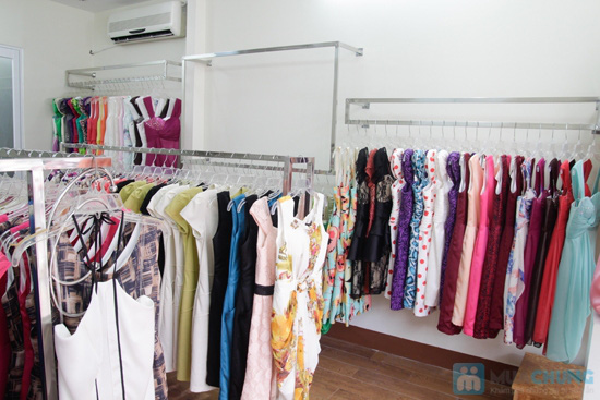 Phiếu mua đầm thời trang tại Thời Trang Hải Nam - Chỉ 80.000đ được phiếu 300.000đ - 8