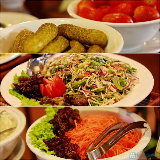 Tiệc nướng buffet tối thứ 6 hàng tuần tại Khách sạn Habour View - chỉ 60.000đ - 1