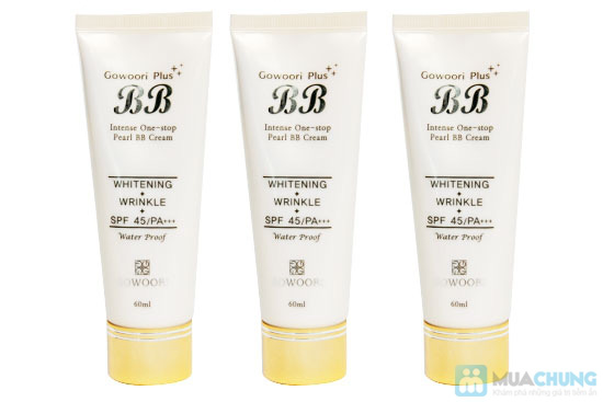 Kem nền BB Cream Ra & Gowoori (60ml) - Chỉ 145.000đ - 6