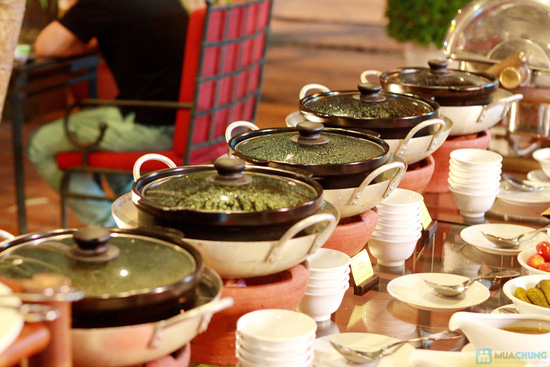 Tiệc nướng buffet tối thứ 6 hàng tuần tại Khách sạn Habour View - chỉ 60.000đ - 16