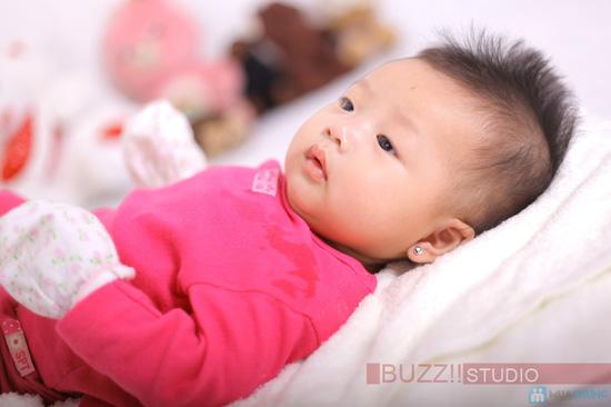 Chụp ảnh cho bé yêu tại Buzz Studio - 8