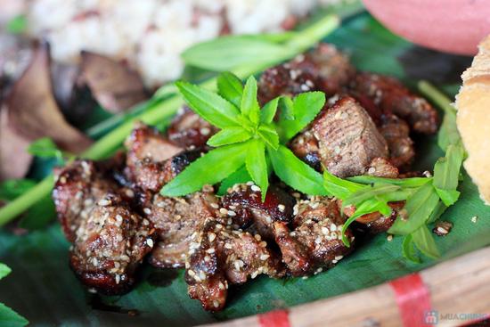 Set ăn Lợn Mán đặc biệt tại Nhà hàng Rừng Trong Phố - Chỉ 397.000đ - 3