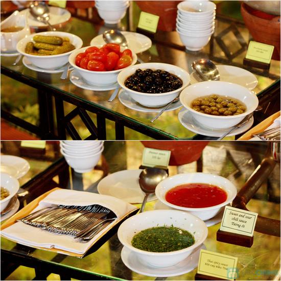 Tiệc nướng buffet tối thứ 6 hàng tuần tại Khách sạn Habour View - chỉ 60.000đ - 3